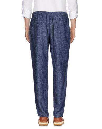 Фото 2 - Повседневные брюки от BASICON синего цвета