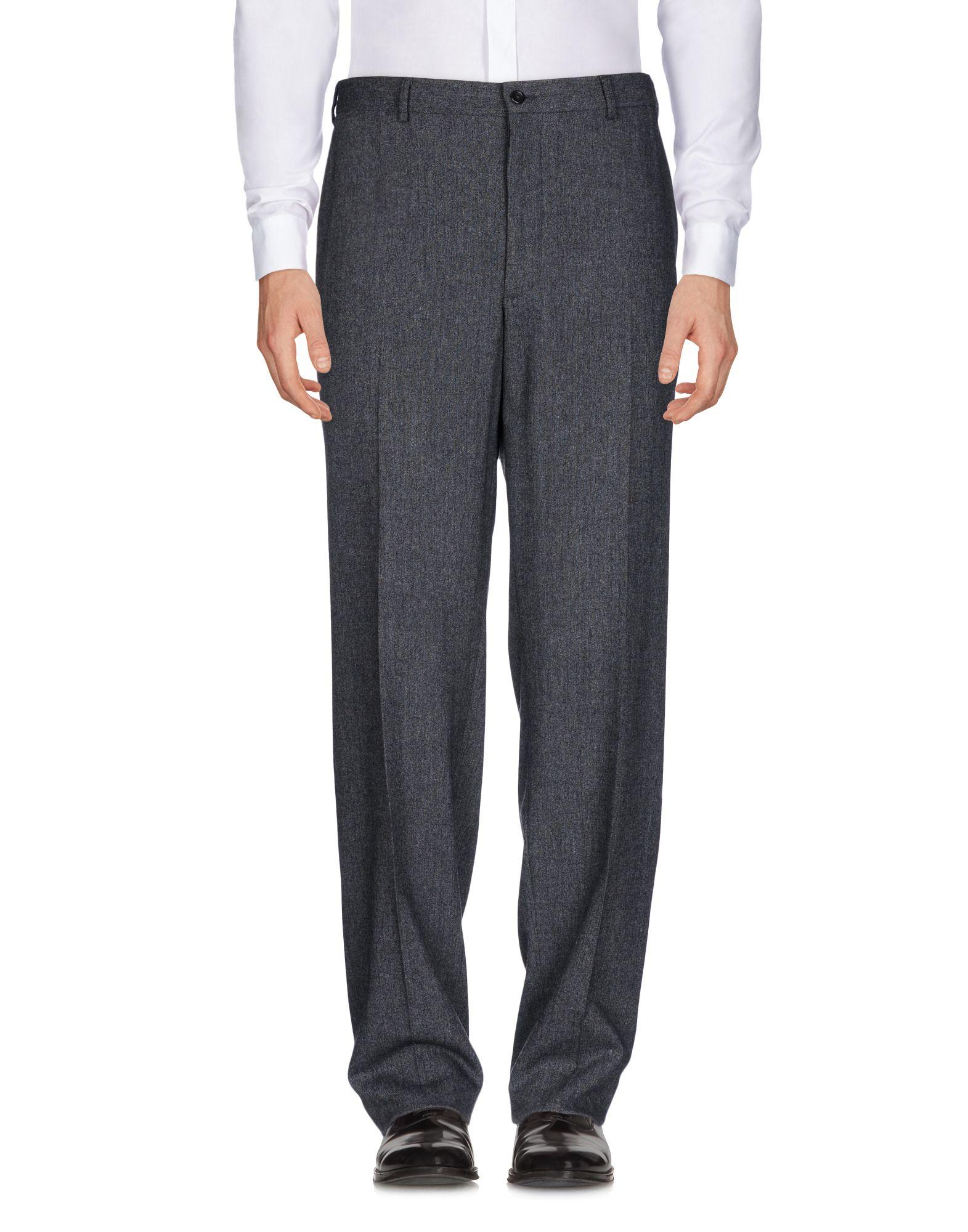 все цены на ARMANI COLLEZIONI Повседневные брюки в интернете