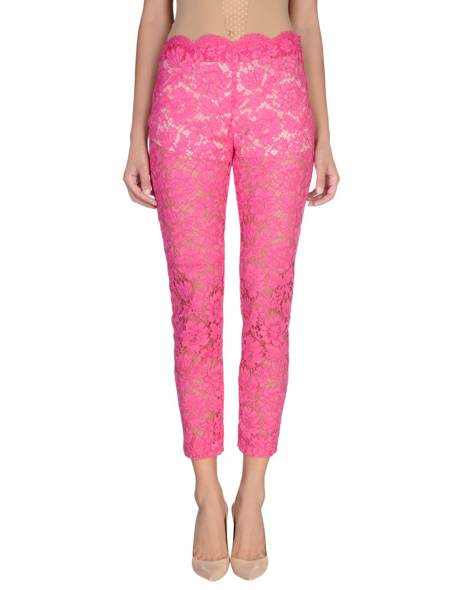 цена VALENTINO Повседневные брюки онлайн в 2017 году