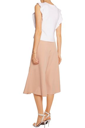 IRIS AND INK Fluted cady culottes