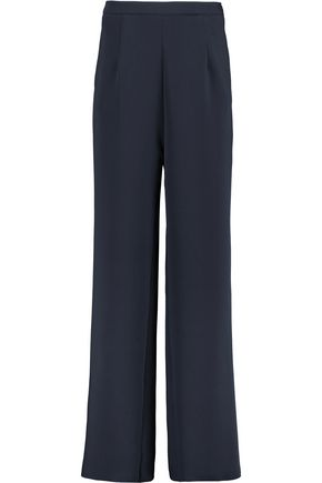 IRIS & INK Crepe wide-leg pants