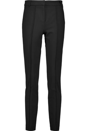 TIBI Stretch-ponte skinny pants