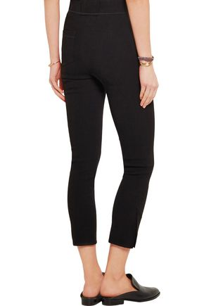 ISABEL MARANT Feriel stretch linen-blend skinny pants