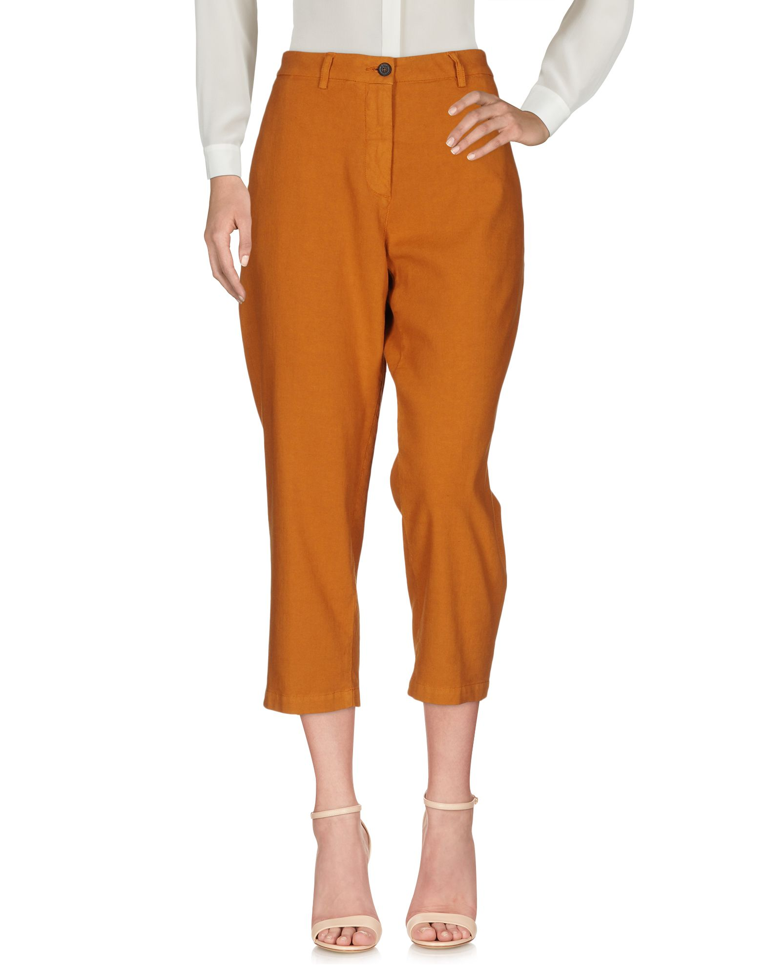 IANUX #THINKCOLORED Повседневные брюки цена 2017