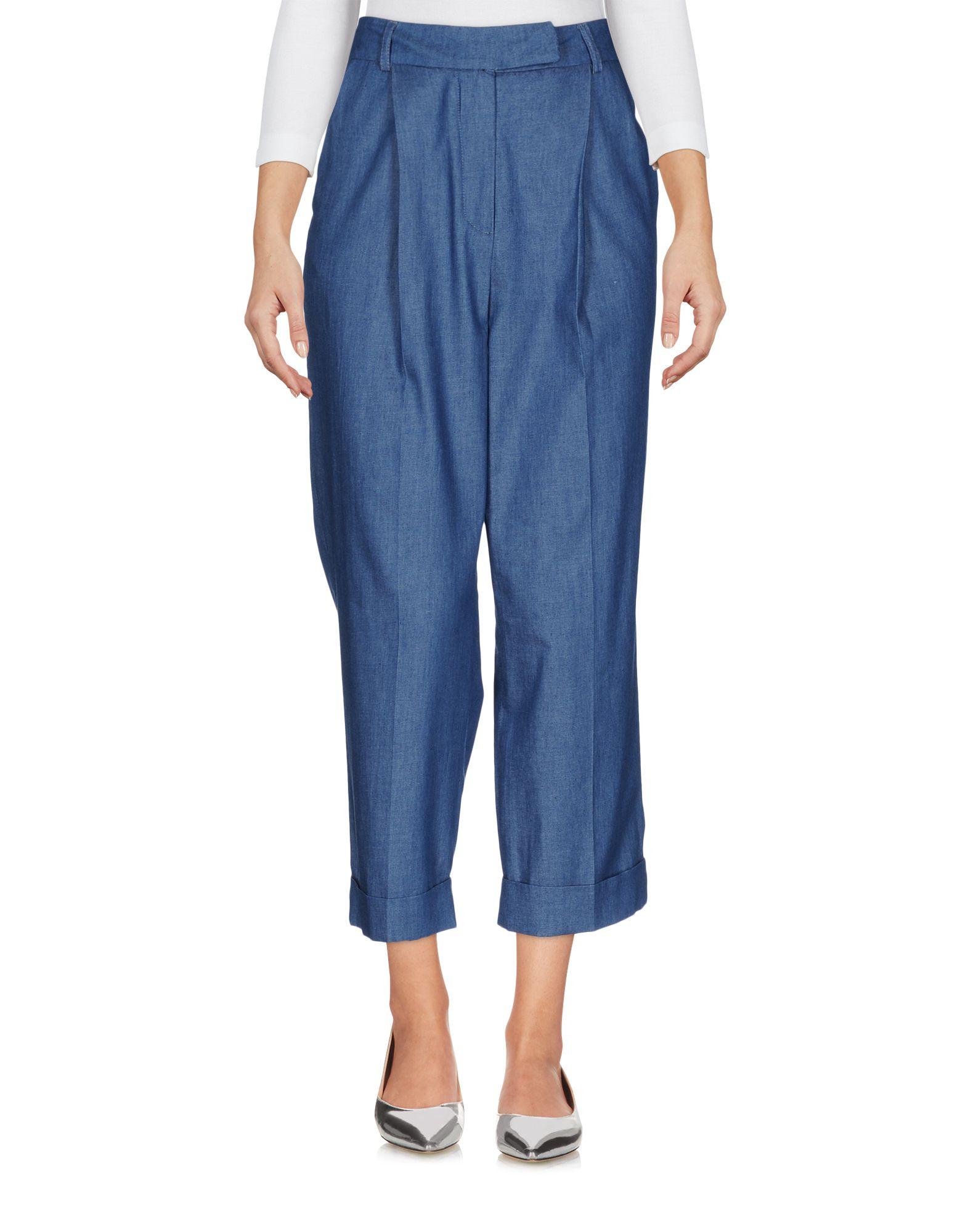VAPOFORNO MILANO Джинсовые брюки vapoforno milano повседневные брюки