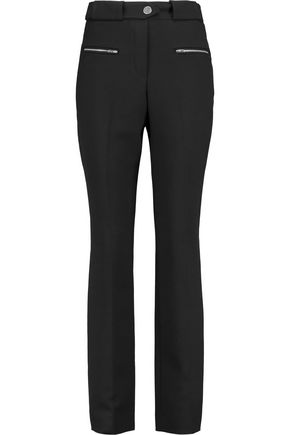 MAJE Crepe tapered pants