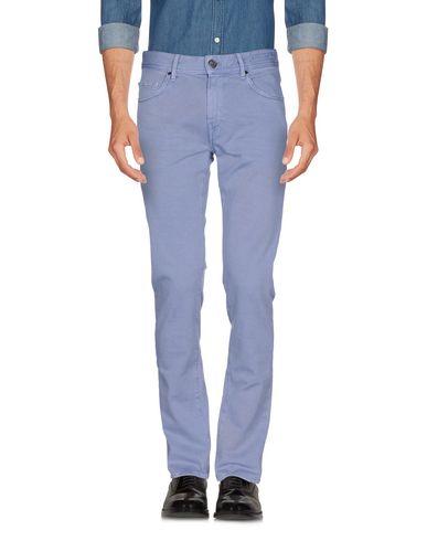 Фото - Повседневные брюки от PT05 сиреневого цвета