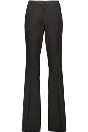 MICHAEL KORS COLLECTION Stretch-wool bootcut pants