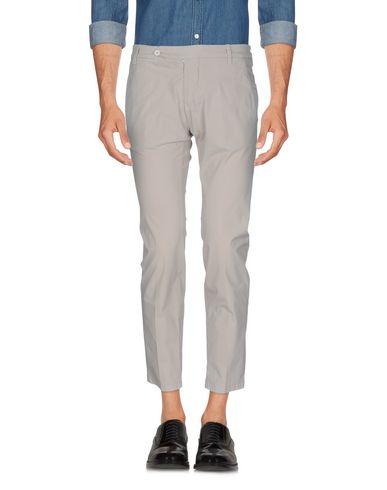 Купить Повседневные брюки от MICHAEL COAL светло-серого цвета