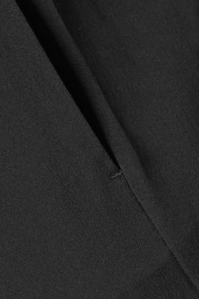 THEORY Brinfill silk crepe de chine wide-leg pants