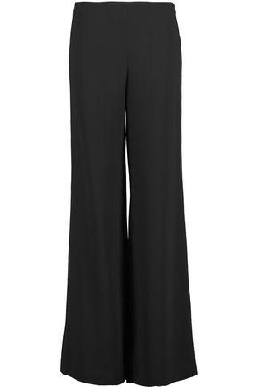THEORY Simonne crepe wide-leg pants