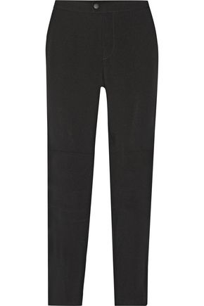 RAG & BONE The Alpine crepe straight-leg pants