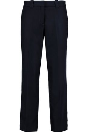 RAG & BONE Owen wool-blend felt straight-leg pants