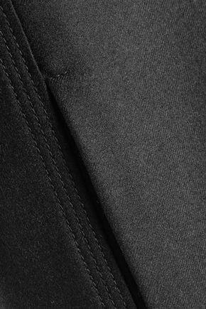 JOSEPH Brad pleated wool-blend wide-leg pants