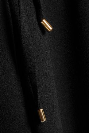 VANESSA SEWARD Clemence wool-blend crepe culottes