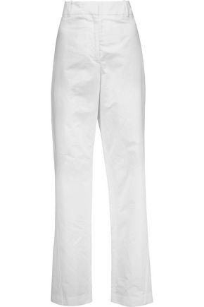 ACNE STUDIOS Haruna cotton and linen-blend wide-leg pants