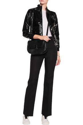 ACNE STUDIOS Myla Matt high-rise slim-leg jeans