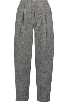 ACNE STUDIOS Selah tweed wide-leg pants