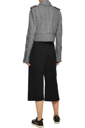J.W.ANDERSON Cotton-blend twill culottes