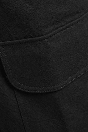 J.W.ANDERSON Cotton-blend twill wide-leg pants