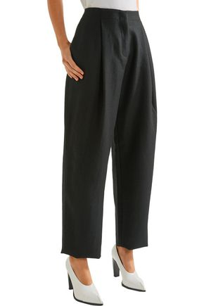 ACNE STUDIOS Selah wool-twill wide-leg pants