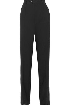 JOSEPH Shane stretch-wool straight-leg pants