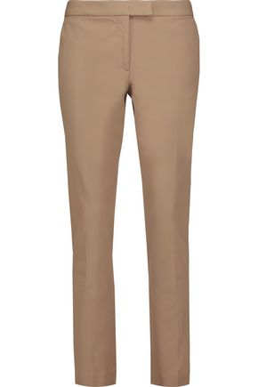 JOSEPH Finley twill slim-leg pants