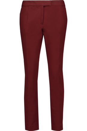 JOSEPH Finley stretch-twill slim-leg pants
