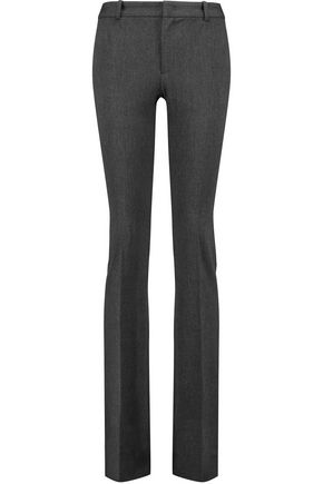 JOSEPH New Rocket herringbone stretch-jersey bootcut pants