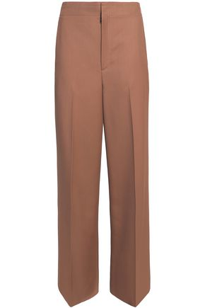 HELMUT LANG Wool wide-leg pants