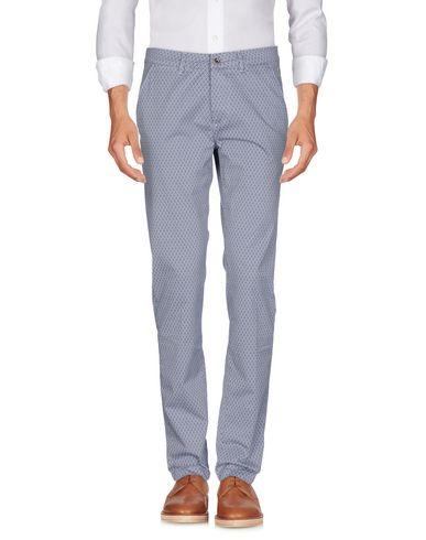Фото - Повседневные брюки от CAMOUFLAGE AR AND J. грифельно-синего цвета