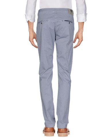 Фото 2 - Повседневные брюки от CAMOUFLAGE AR AND J. грифельно-синего цвета