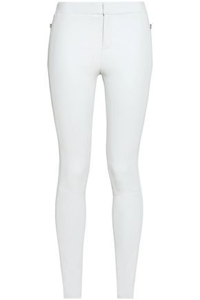 J BRAND Beryl stretch-leather skinny pants