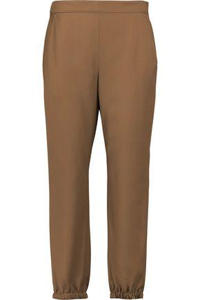 SONIA RYKIEL Wool-crepe tapered pants