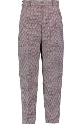 SONIA RYKIEL Wool tapered pants