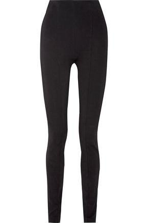 BALMAIN Crepe skinny pants
