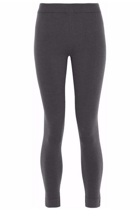 DUFFY Cashmere-blend leggings