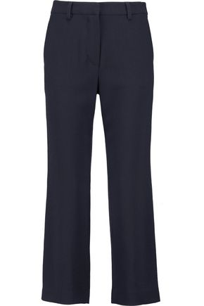 GOAT Denver wool-crepe straight-leg pants