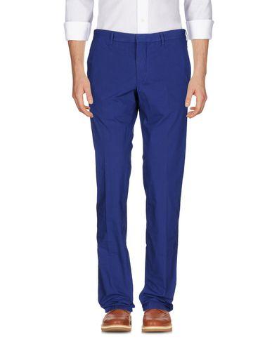 Фото - Повседневные брюки от THE GIGI синего цвета