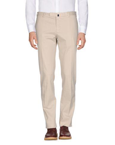 Купить Повседневные брюки от INCOTEX бежевого цвета