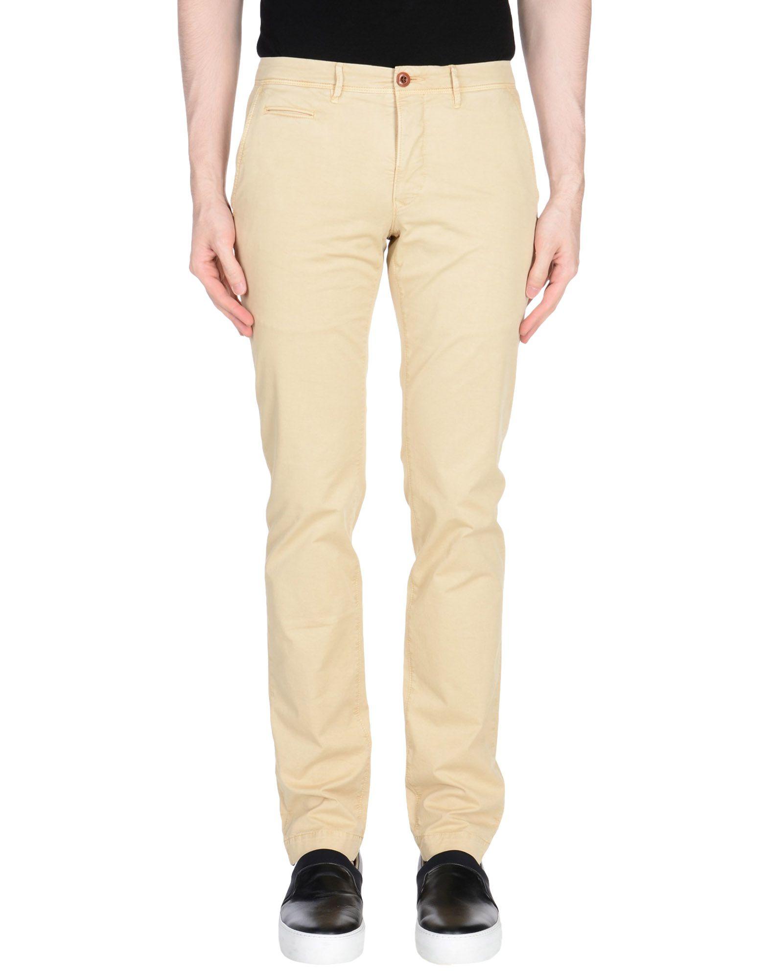 Фото SIVIGLIA WHITE Повседневные брюки. Купить с доставкой
