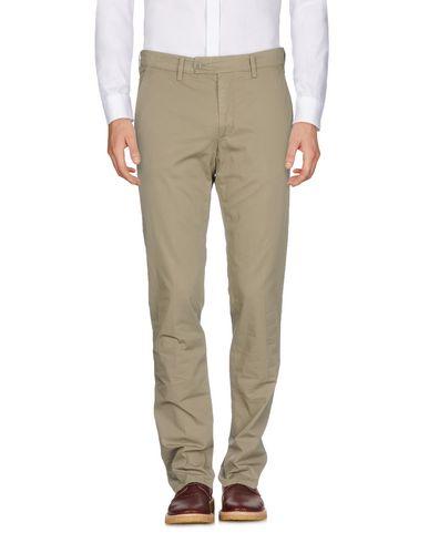 Купить Повседневные брюки от ASPESI цвета хаки