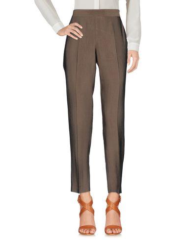Фото - Повседневные брюки от ALBERTO BIANI цвета хаки