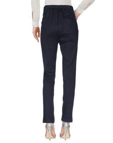 Фото 2 - Повседневные брюки от SIBEL SARAL темно-синего цвета