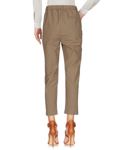 Фото 2 - Повседневные брюки от SIBEL SARAL цвета хаки