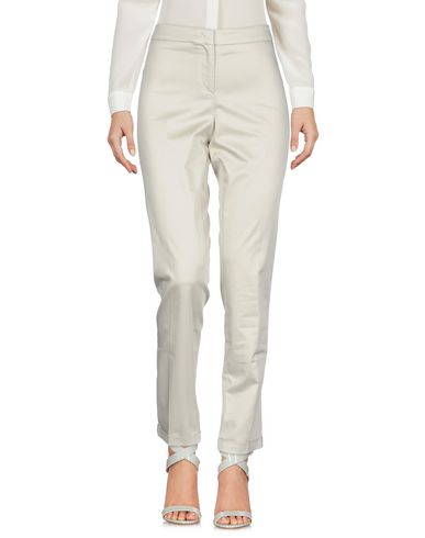 Купить Повседневные брюки от FABIANA FILIPPI светло-серого цвета
