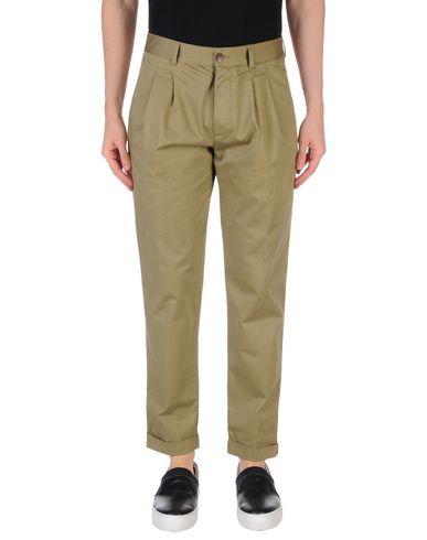 Фото - Повседневные брюки от BASICON цвет зеленый-милитари