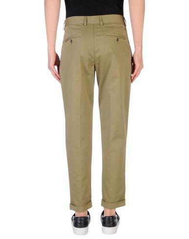 Фото 2 - Повседневные брюки от BASICON цвет зеленый-милитари