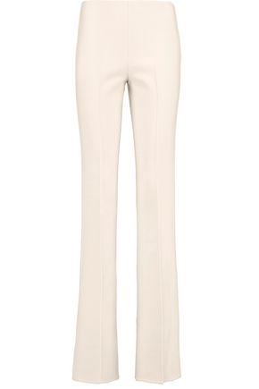 THEORY Demitria wool-blend slim-leg pants