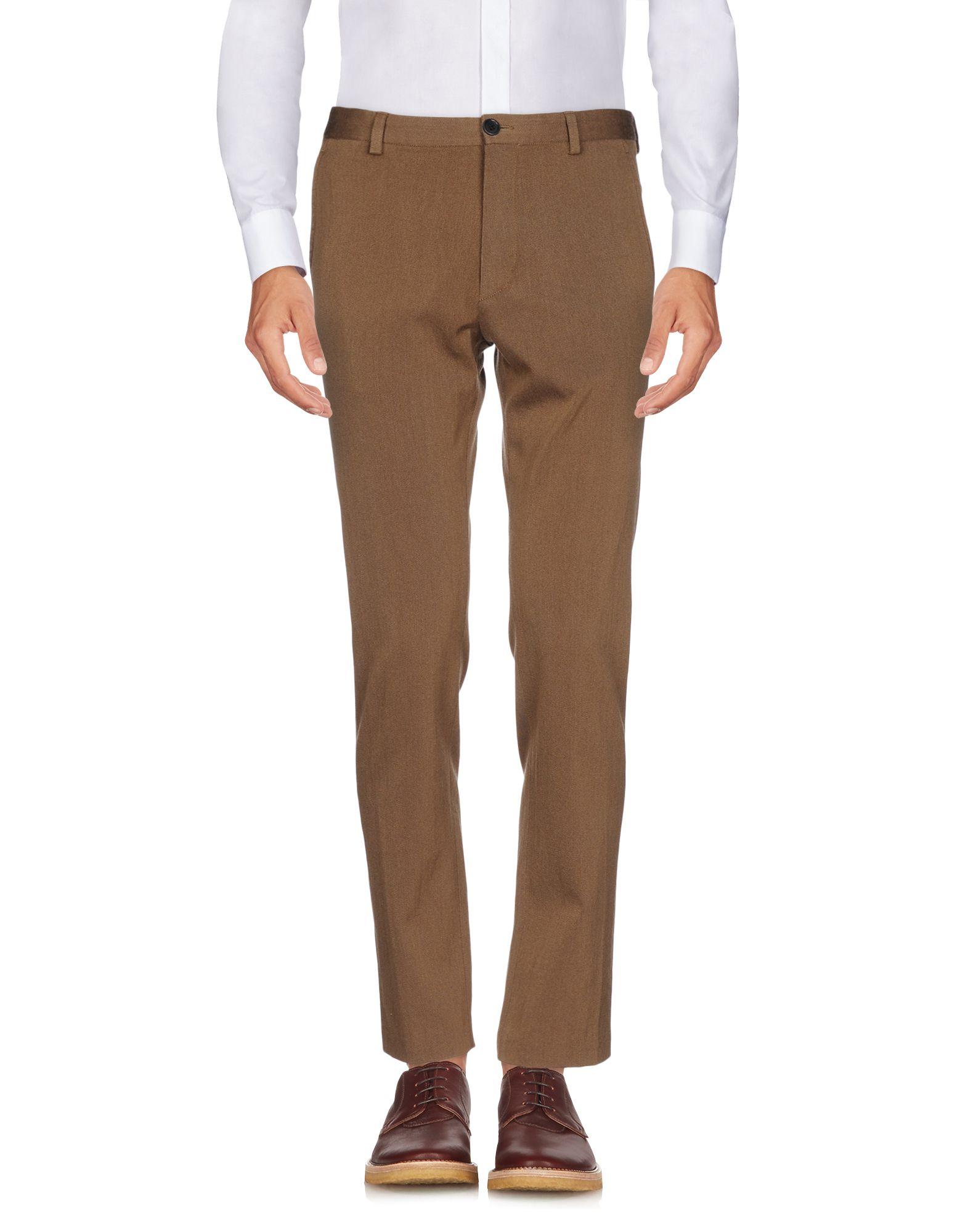 где купить DRIES VAN NOTEN Повседневные брюки по лучшей цене